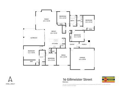 16 Gillmeister Street, Kleinton