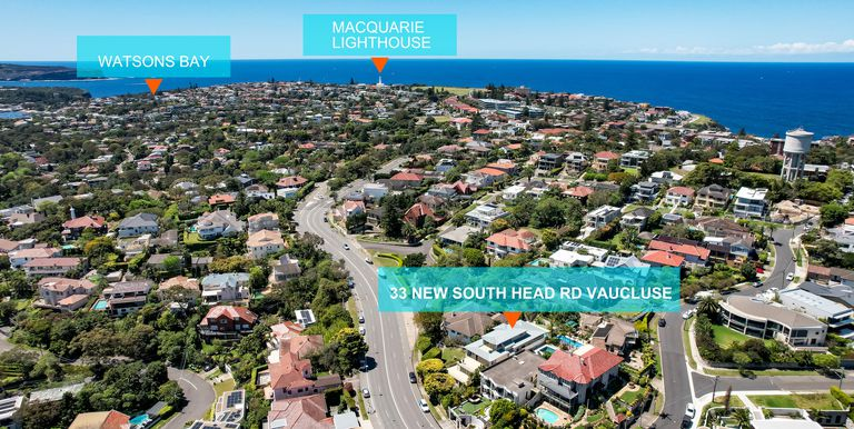 33 New South Head Road, Vaucluse