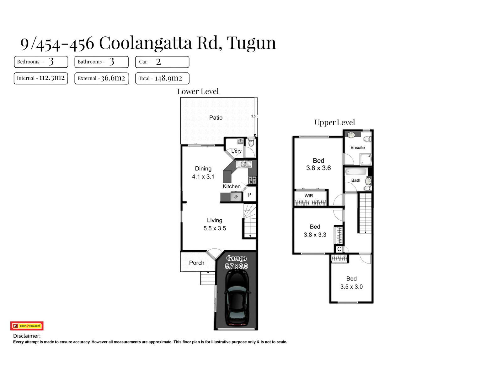 9 / 454 COOLANGATTA ROAD, Tugun