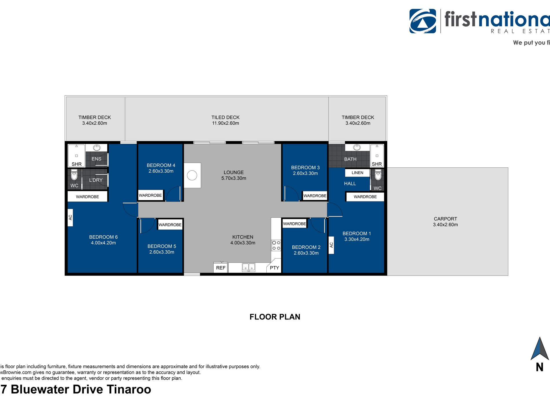 17 Bluewater Drive, Tinaroo