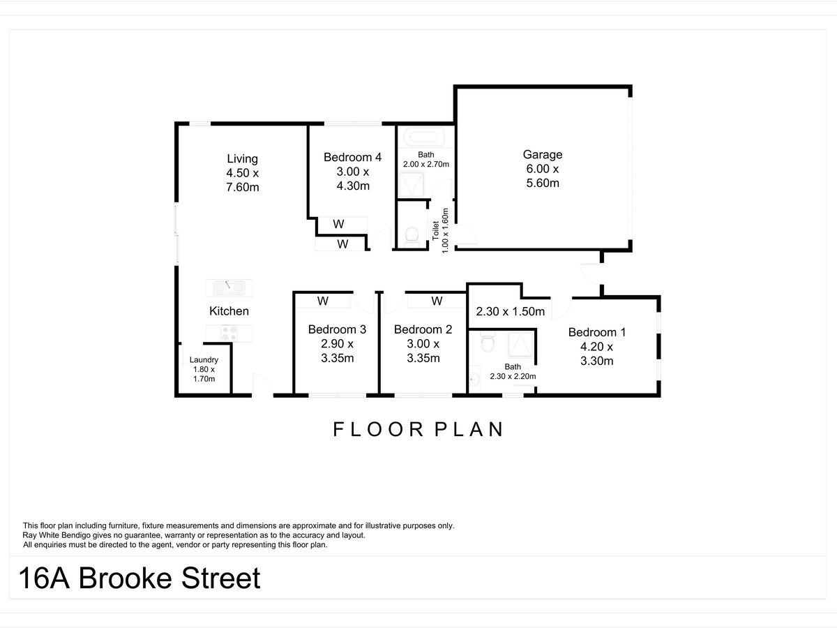 16A Brooke Street, Inglewood