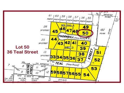 Lot 50, 36 Teal Street, Longreach