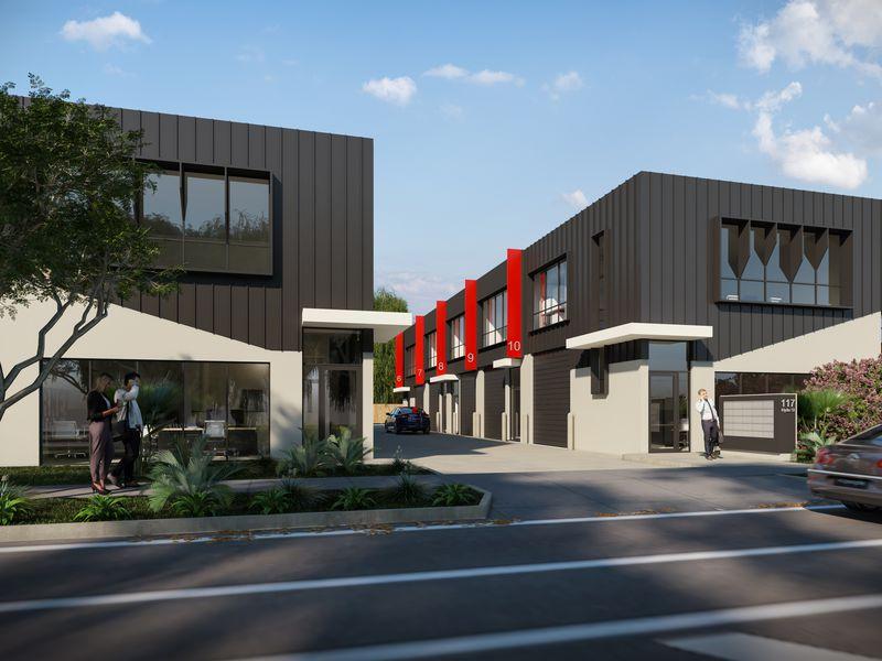 117-119 Hyde Street, Footscray