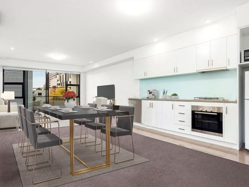 209 / 25 Oxford Street, North Melbourne