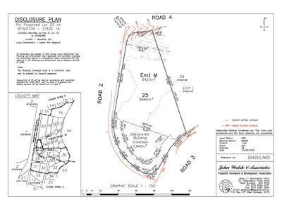 Lot 25, 2558 Beaudesert Nerang Road, Canungra