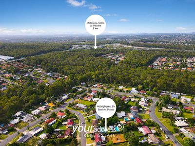 46 Highcrest Drive, Browns Plains