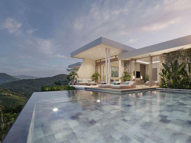 INDONESIA / 'SIWA Cliffs' Villa A, Pengembur, Pujut, Central Lombok Regency West Nusa Tenggara 83573, Indonesia,
