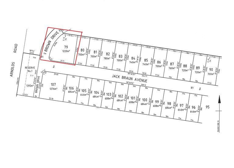 Lot 79, Gaskin Rise Estate, Chur...