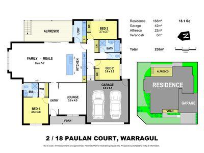2 / 18 Paulan Court, Warragul