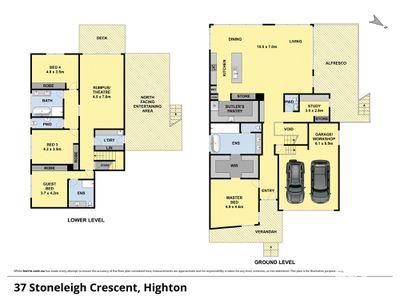 37 STONELEIGH CRESCENT, Highton