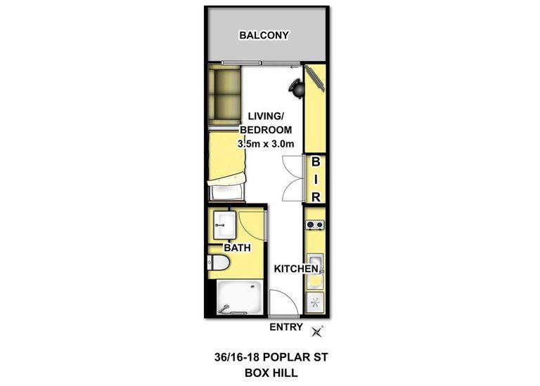 36 / 16-18 Poplar Street, Box Hill