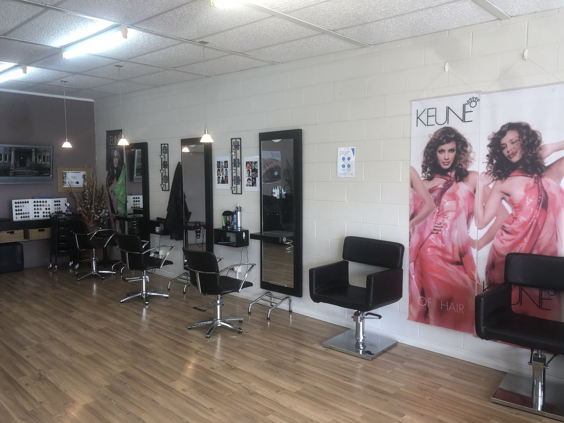Fully Managed Hair Salon Business For Sale