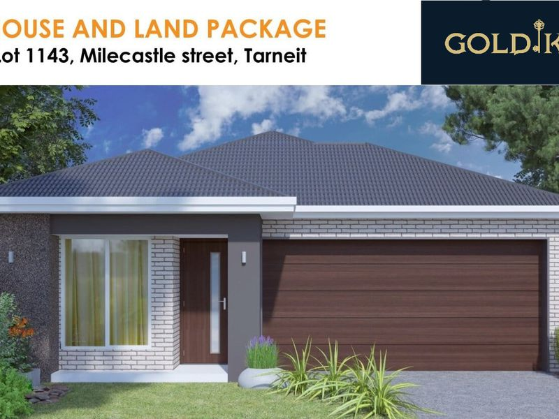 Lot 1143 Milecastle street, Tarneit