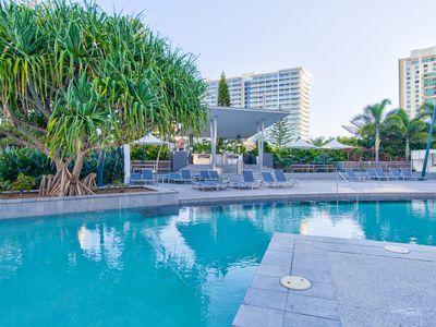 3801 / 9 Hamilton Avenue, Surfers Paradise