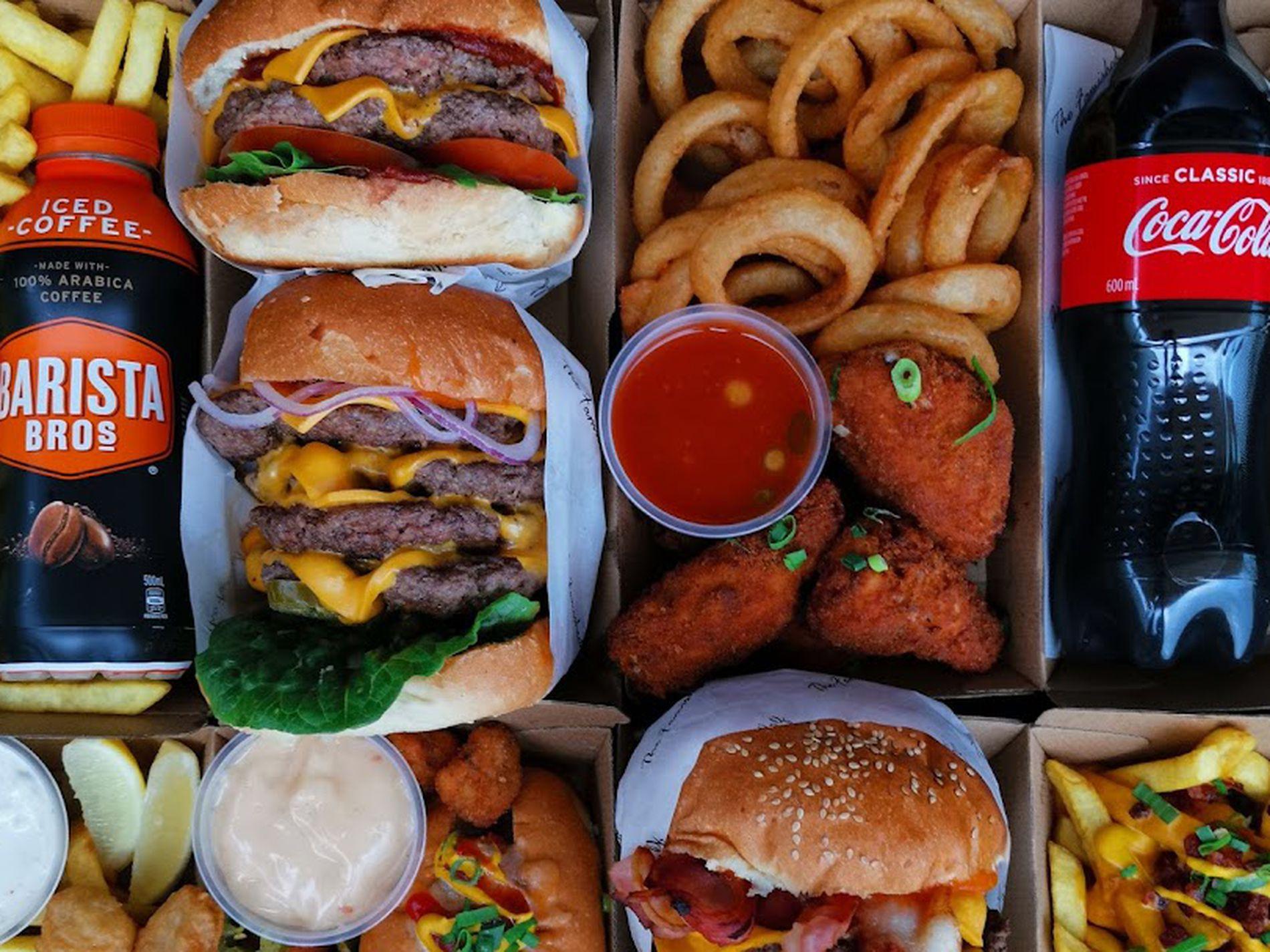Burger Franchises for Sale – Patterson Lakes