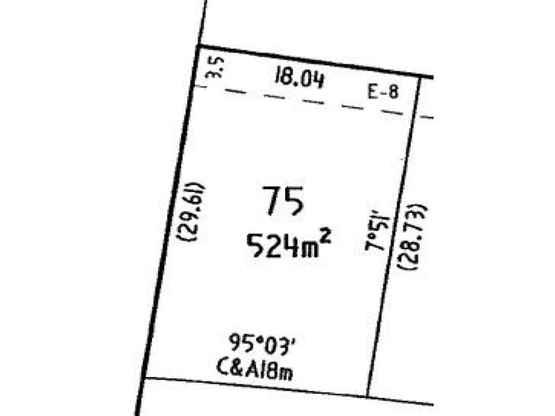 Lot 75 Arlington Park, Wangaratta