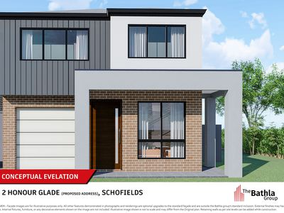 2 Honour Glade (Proposed Address), Schofields