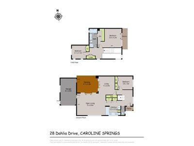 28 Dahlia Drive, Caroline Springs