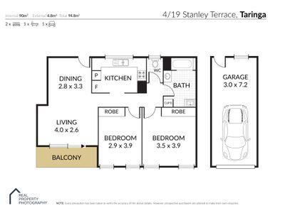 4 / 19 Stanley Terrace, Taringa