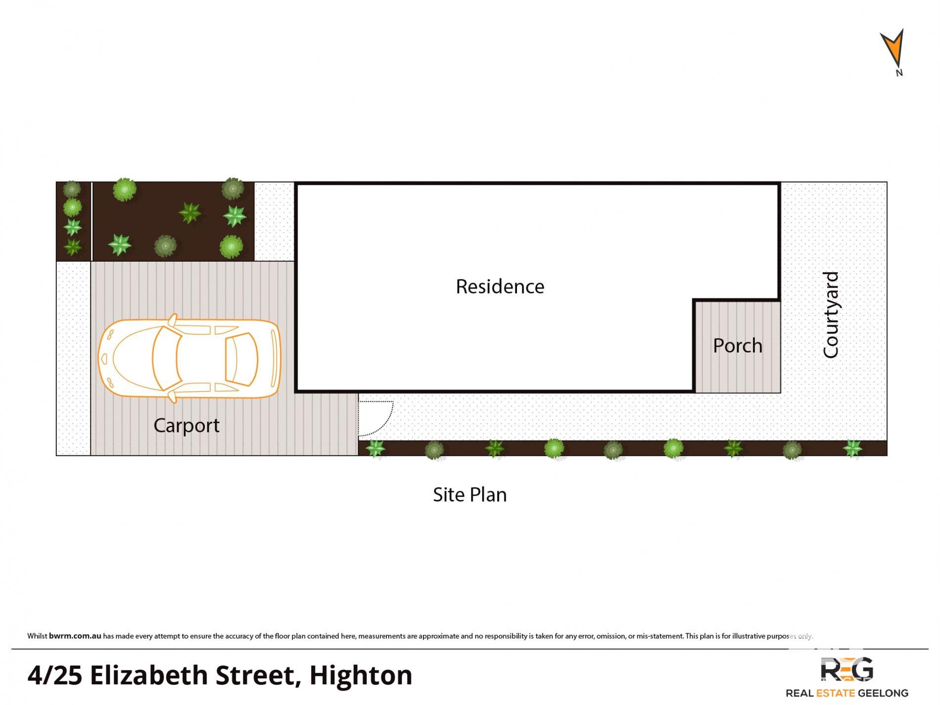 4 / 25 ELIZABETH STREET, Highton