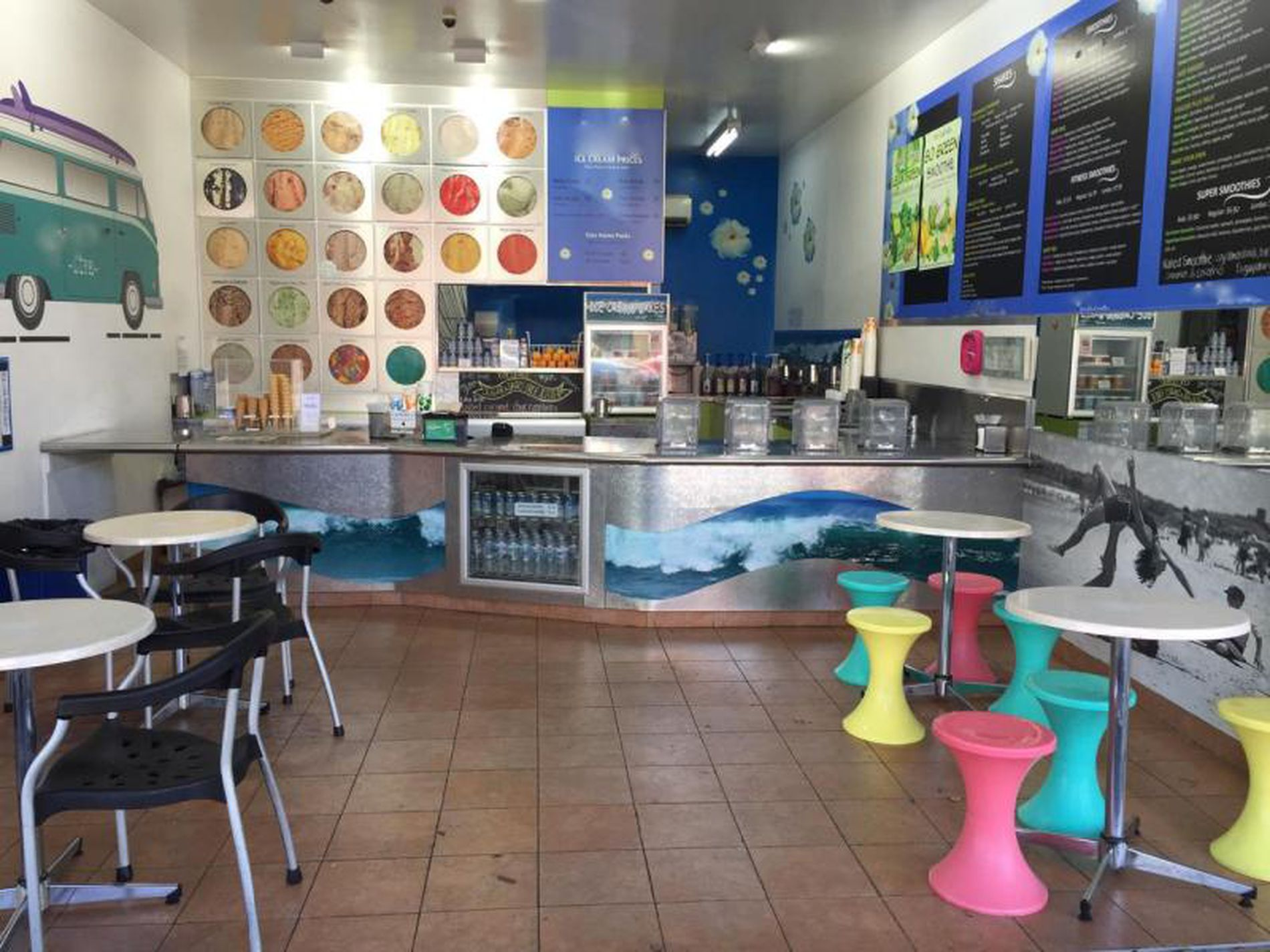 SOLD - Juice and Ice Cream Business For Sale Bayside