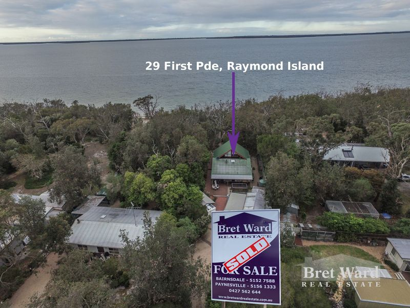 29 First Pde, Raymond Island