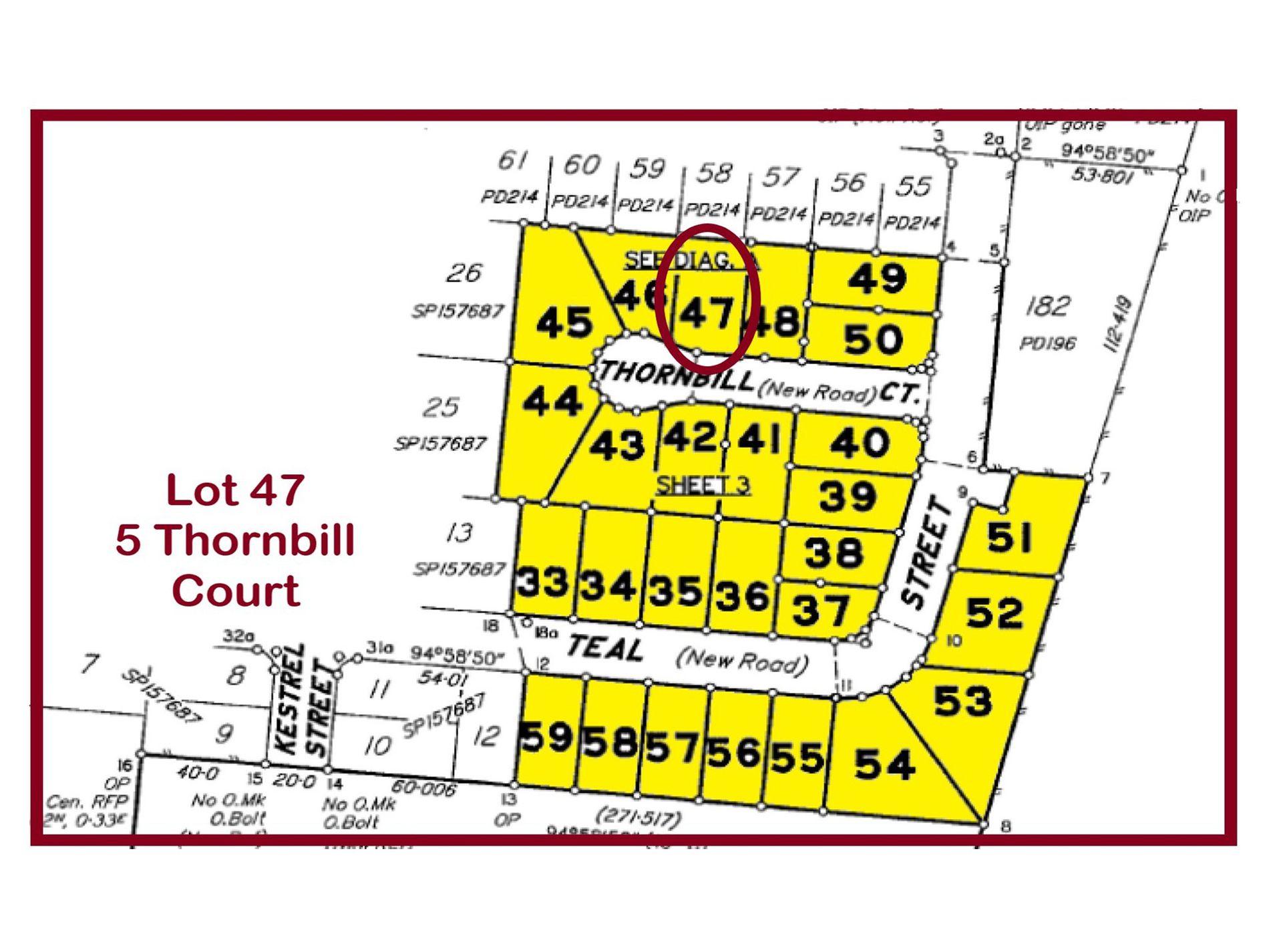 Lot 47, 5 Thornbill Court, Longreach