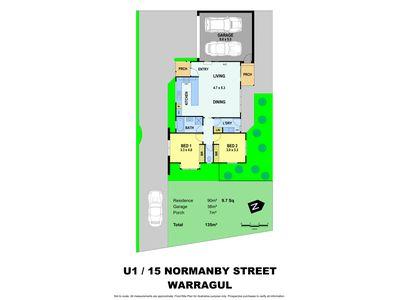 1 / 15 NORMANBY STREET, Warragul