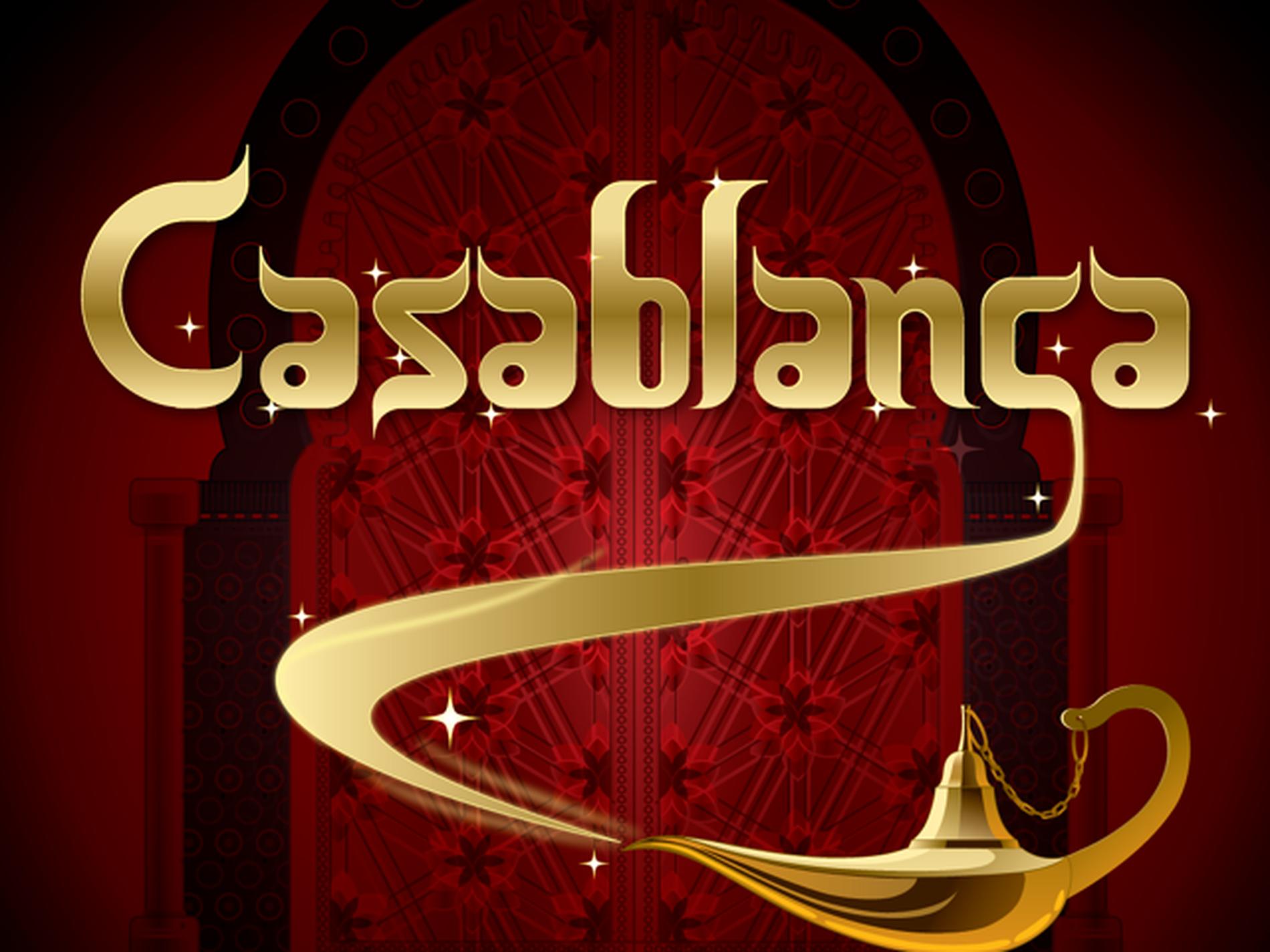 Casablanca on Crown