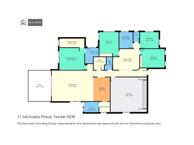 11 Michaela Place, Forster