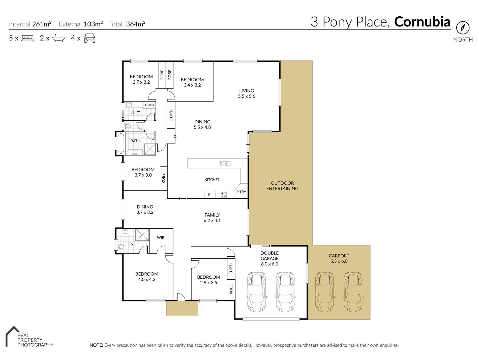 3 Pony Place, Cornubia