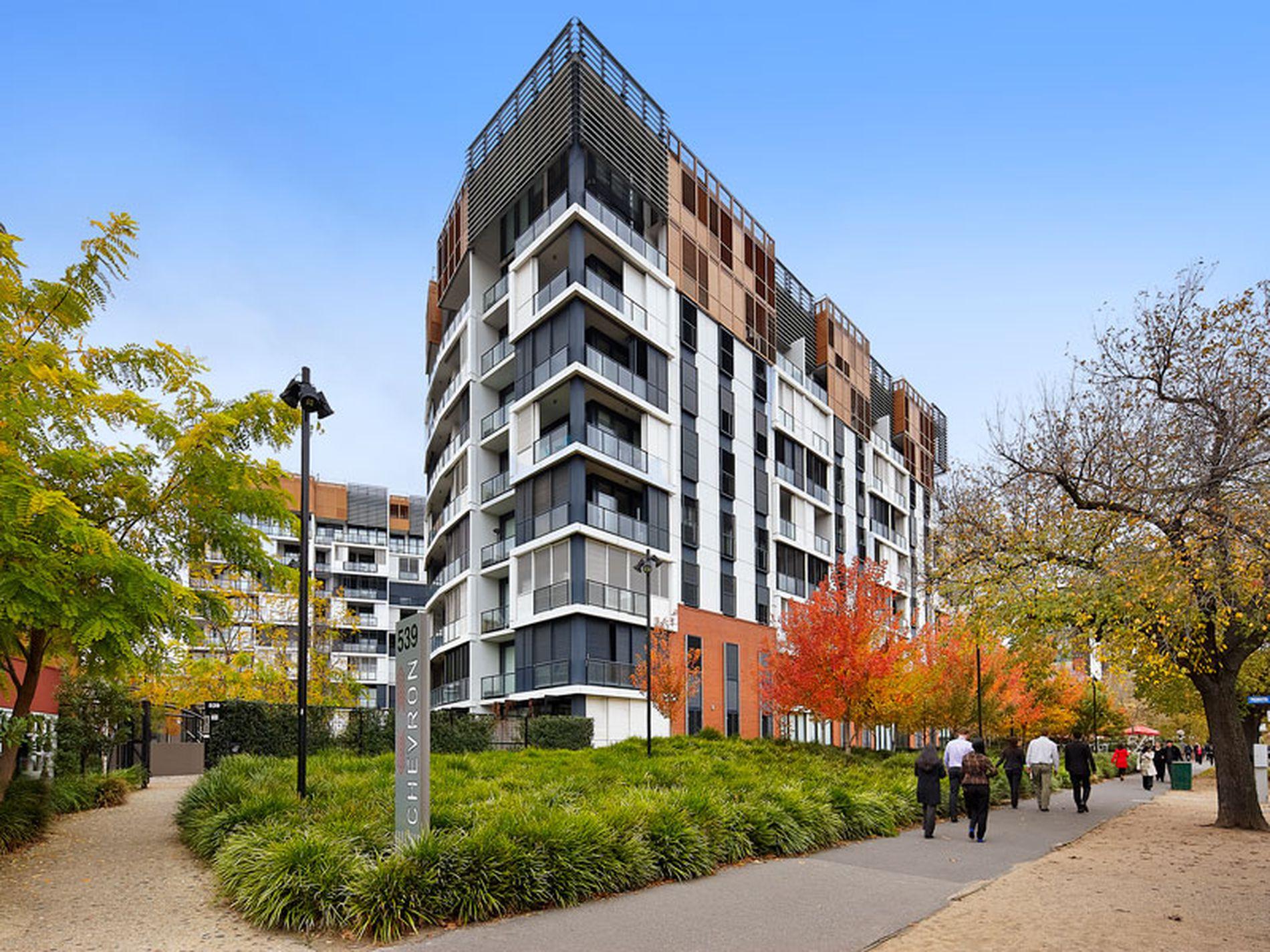 303 / 539 St Kilda Road, Melbourne