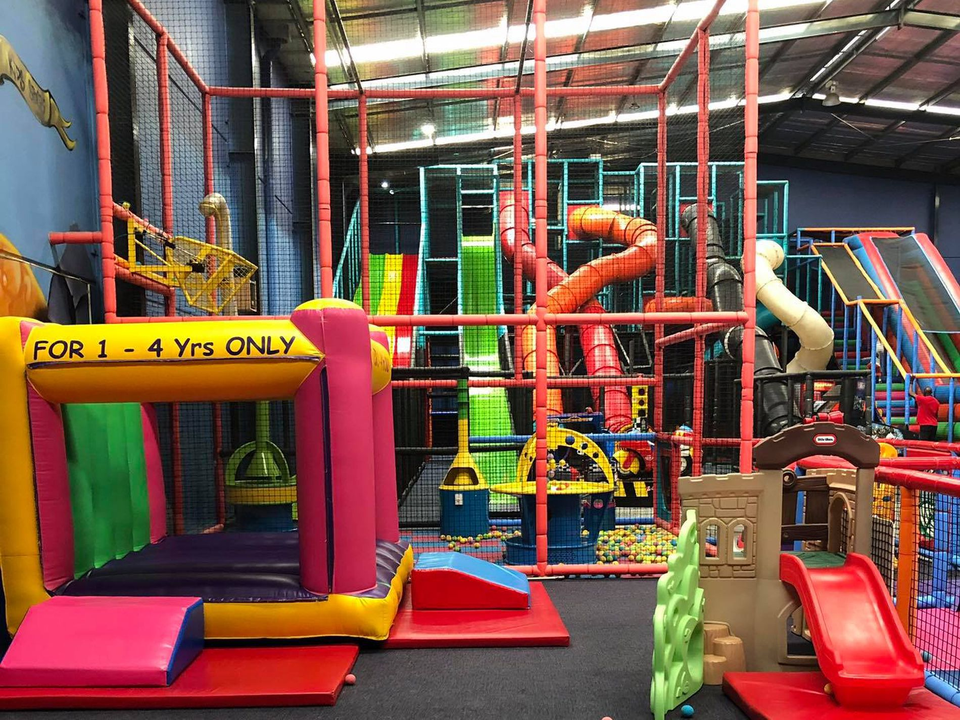 Play Centre and Cafe Business for Sale in South East
