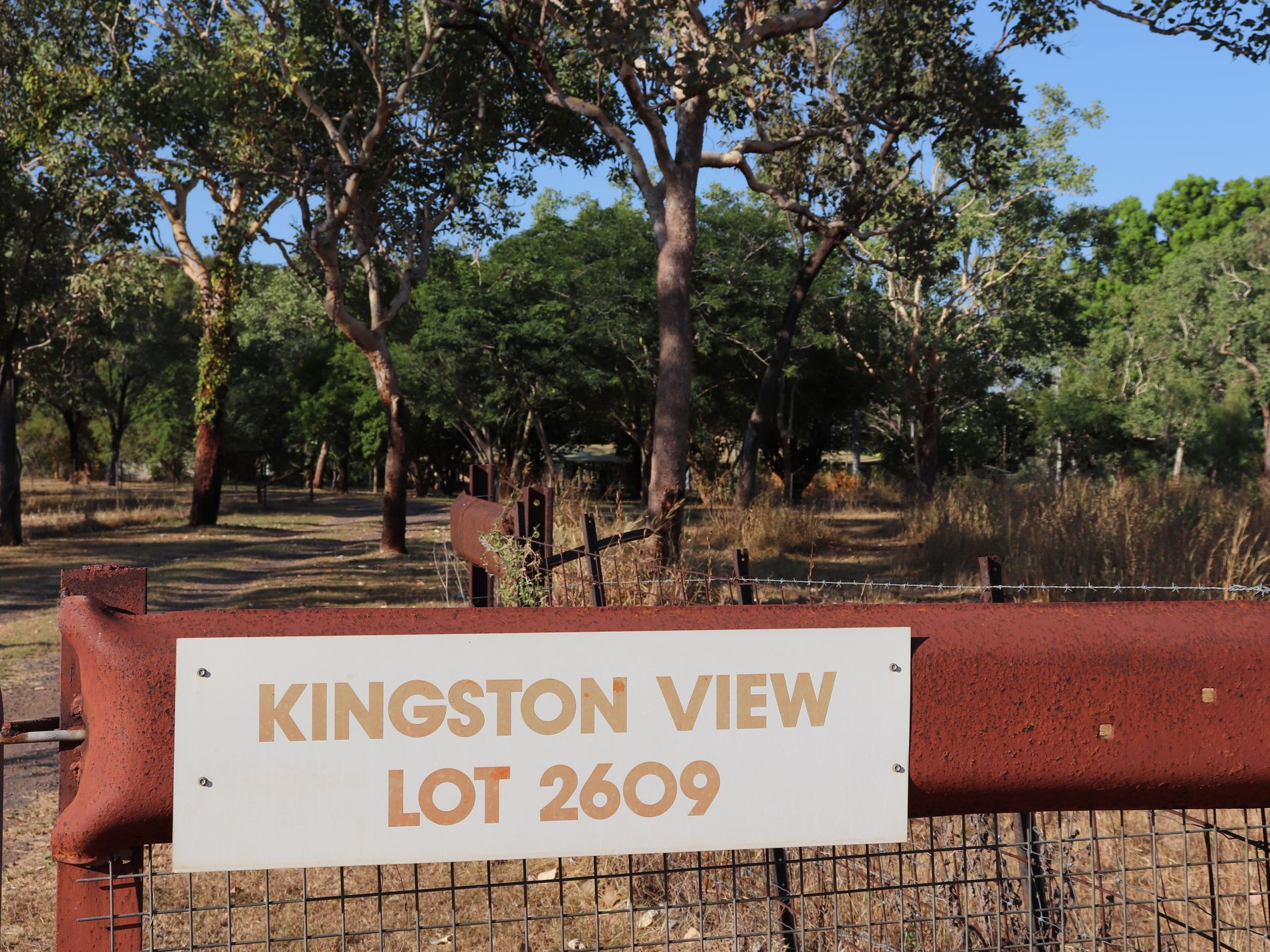29  Kingston Road , Katherine