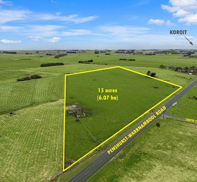 Lot 1, 278 Penshurst-Warrnambool Road, Koroit