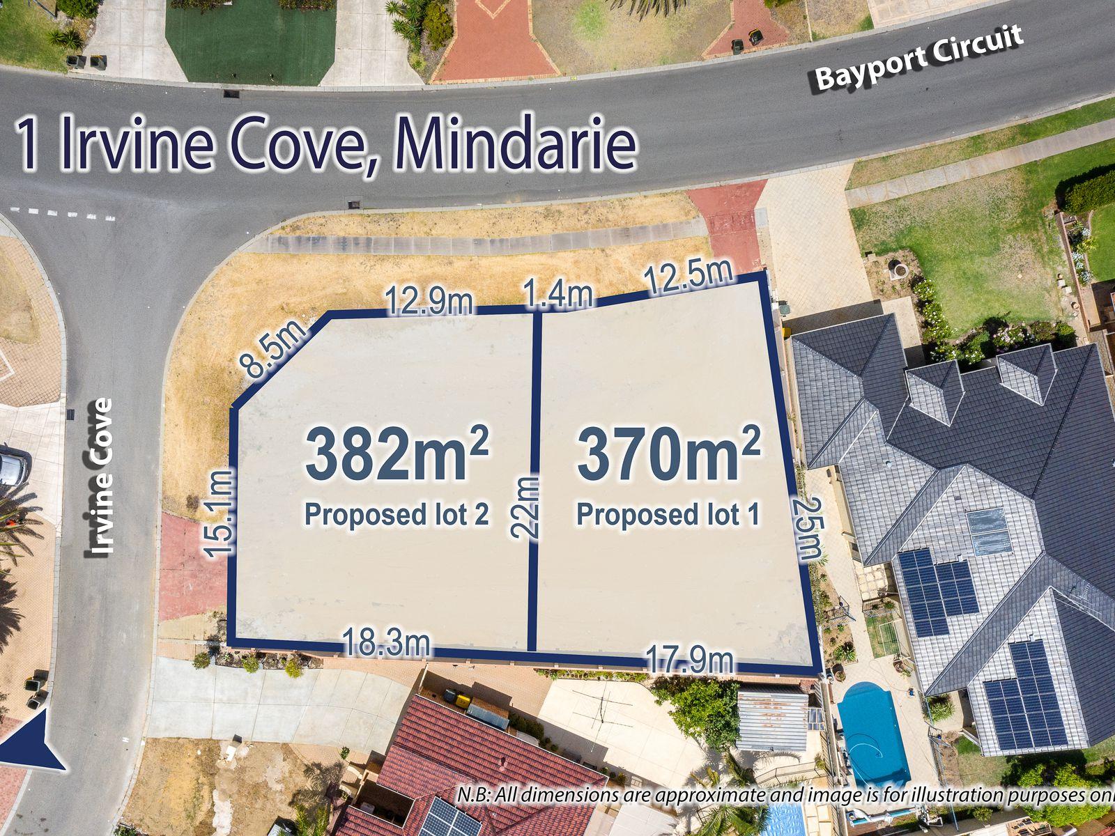 1 Irvine Cove, Mindarie