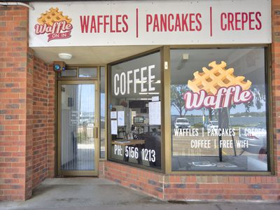Waffle On In