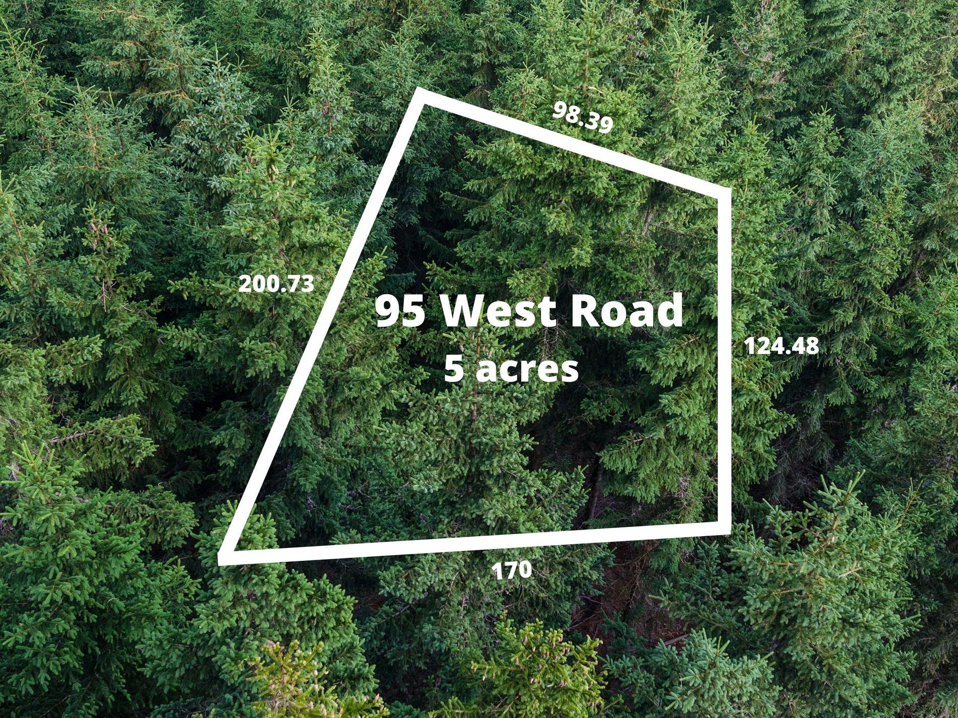 95 WEST ROAD, Pyalong