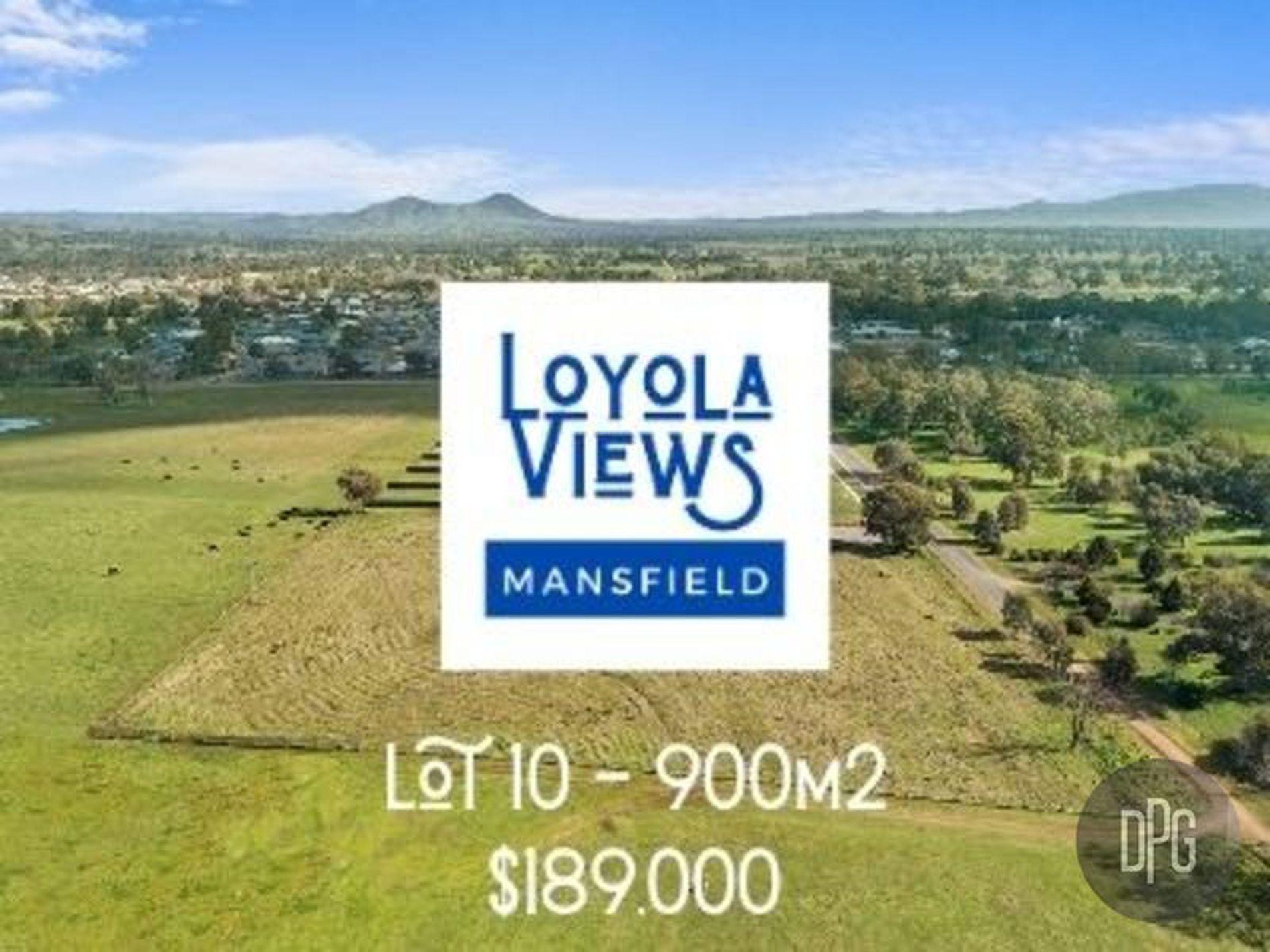 Lot 10, Loyola Views, Mansfield