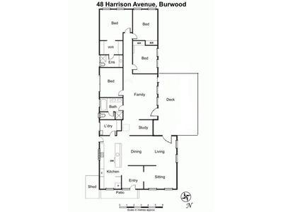 48 Harrison Avenue, Burwood