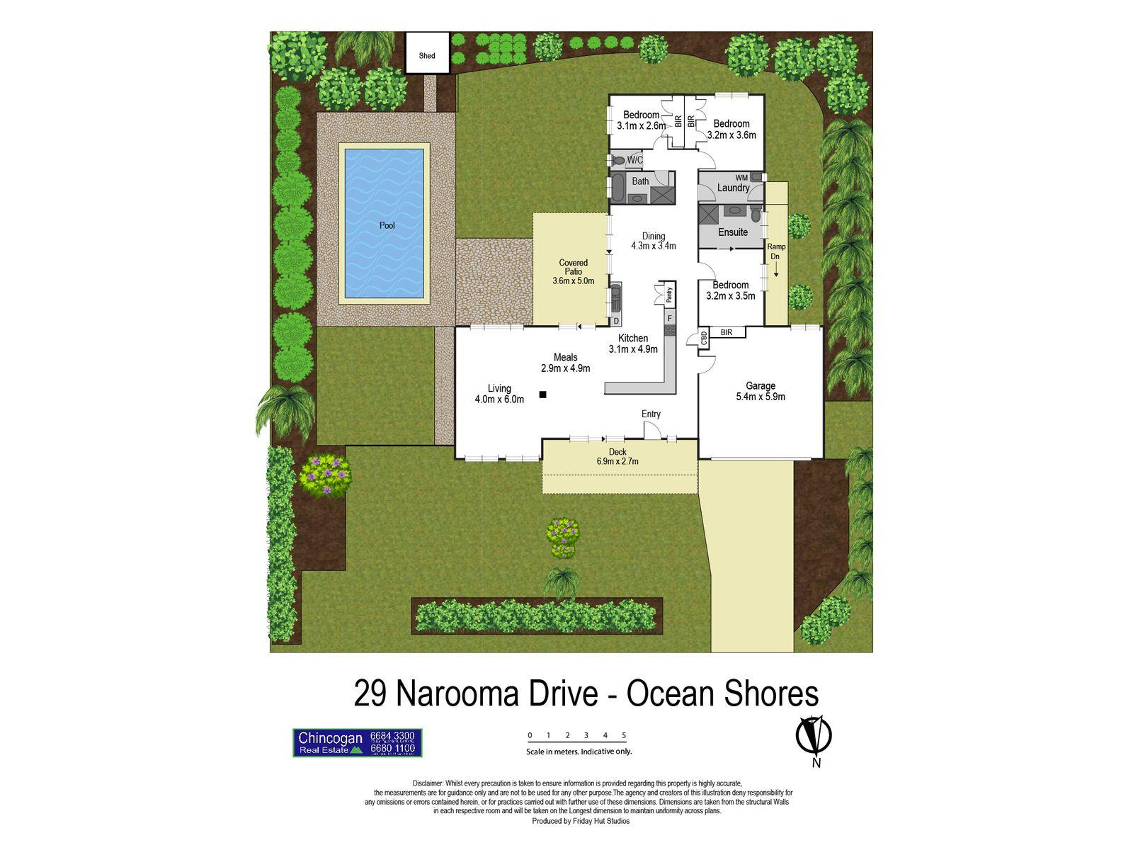 29 Narooma Drive, Ocean Shores