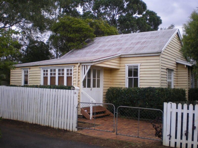 1A Albert Lane, Toowoomba