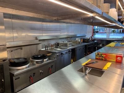 Restaurant Business with Best Set Up for Sale in Melbourne CBD