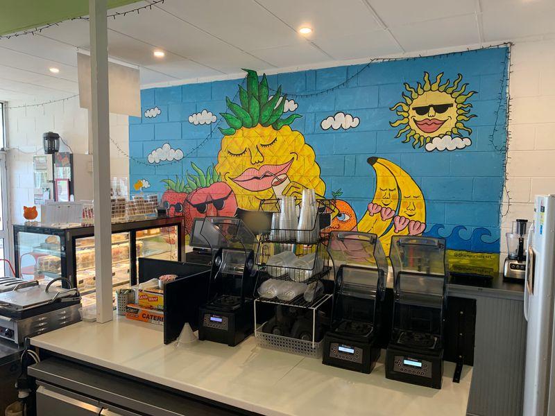 Juice Bar, Ice Creamery and Cafe Business For Sale Mornington Peninsula