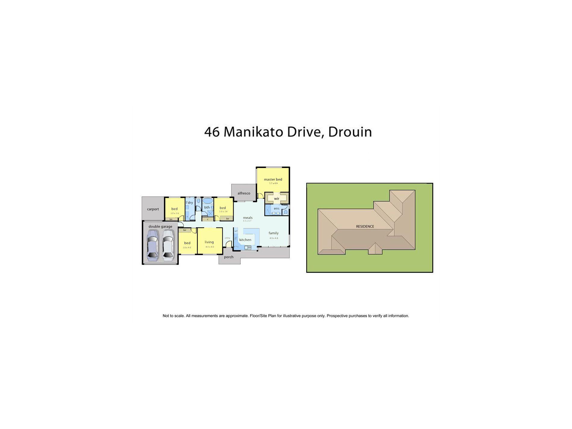 46 Manikato Drive, Drouin