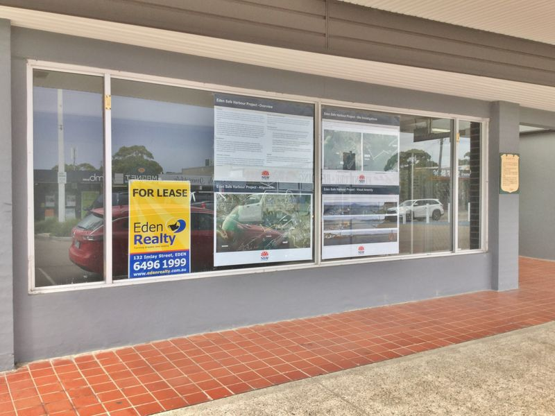 Shop 1 / 146 Imlay Street, Eden