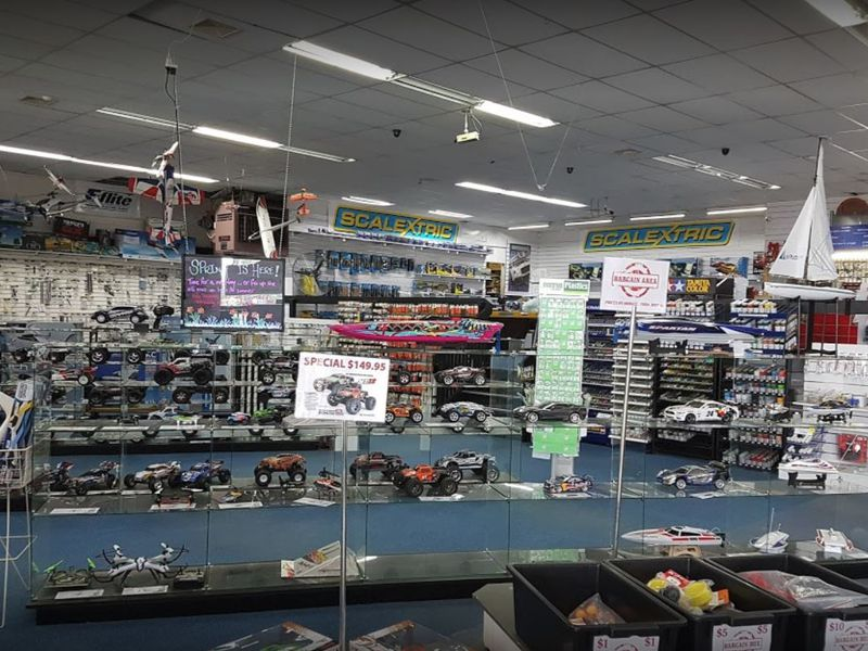Under Contract - Hobby Shop For Sale