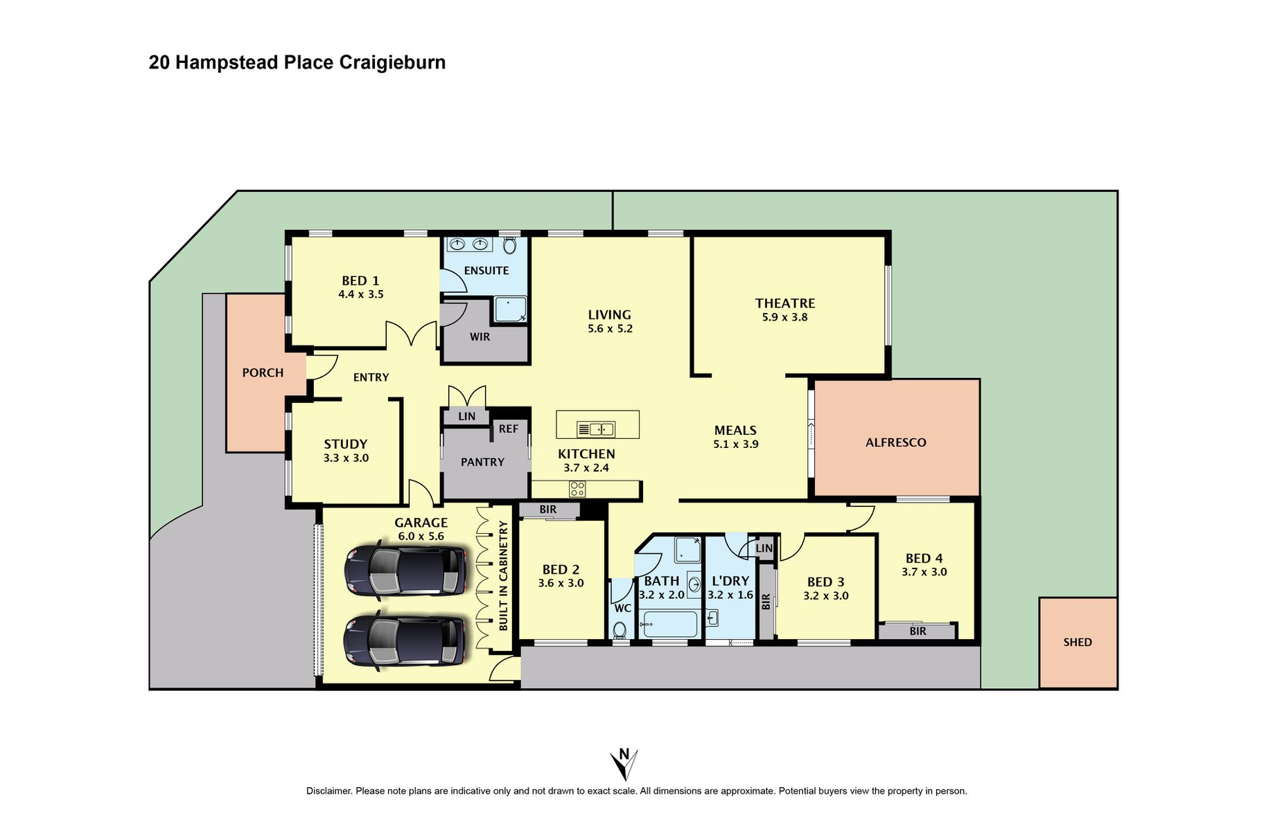 20 Hampstead Place, Craigieburn
