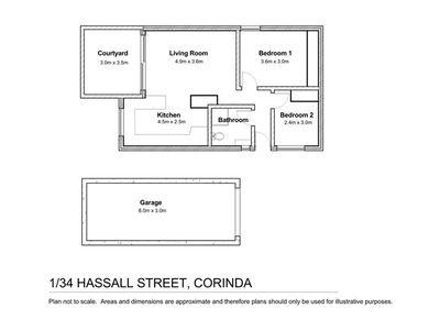 1 / 34 HASSALL STREET, Corinda