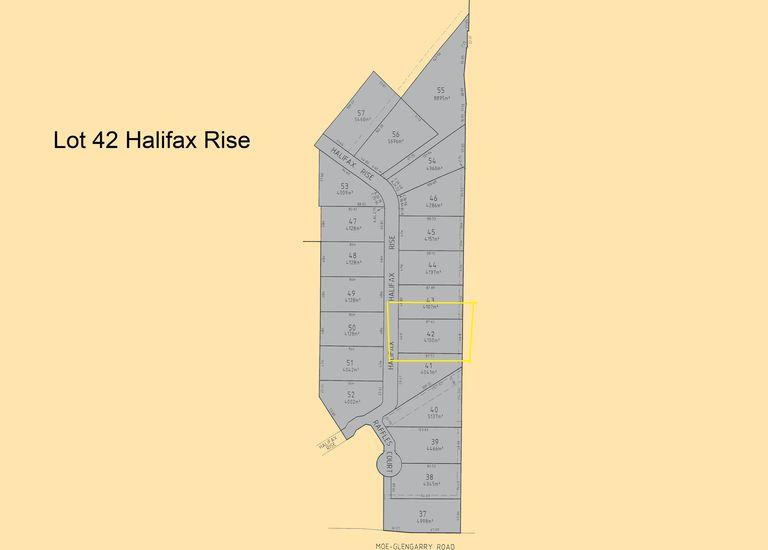 Lot 42, Halifax Rise, Tyers